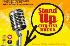 StandUp City Fest Budva