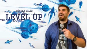 "Nikola Silić ""Level up"" show"